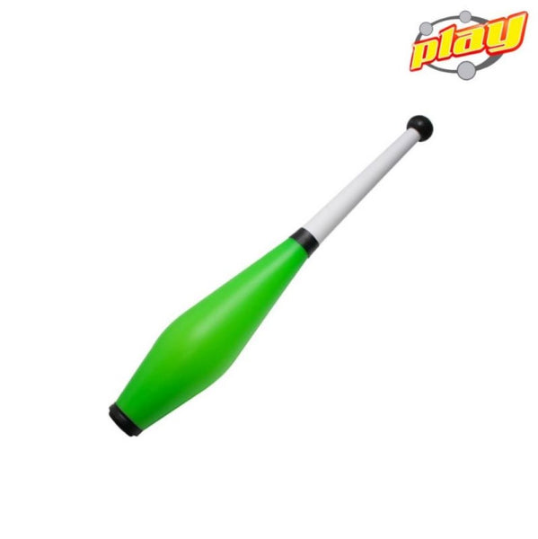 Play Quantum Training Club 230g. White FlexGrip Handle -One Juggling Club