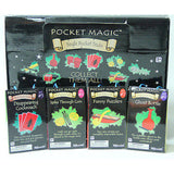 Toysmith Pocket Trick - Magic Tricks and Novelty Items - Set of 4