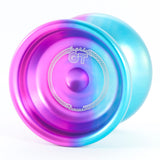 RECESS Joyride GT YO-YO - Aluminum YOYO - Fingerspin Dimple- Anodized Finish