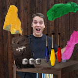 Zeekio Kids Beginner Juggling Set