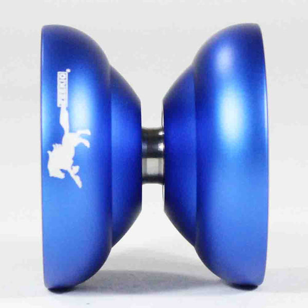 The Ride - Bi-metal high performance Yo-Yo from yoyo Zeekio