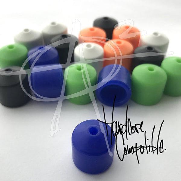 AroundSquare Everyman Silicone Begleri- with Stainless Steel Core- Pouch Extra Strings-
