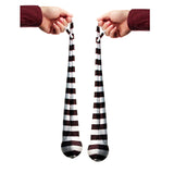 "Zeekio Kids Sock Poi - 22"" Length - Quality Stretch Material POI with Bean Bags"