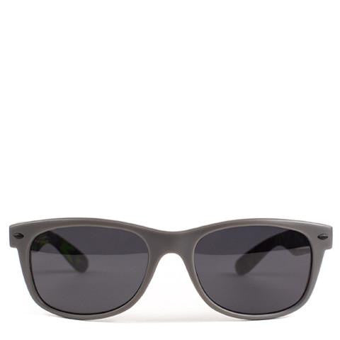 Cryptic Leaf Sunglasses Grey