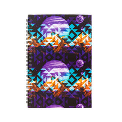 Space Mountain Notebook