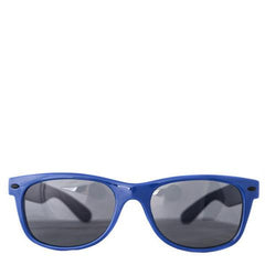 Chevron Sunglasses Blue