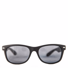 Cryptic Leaf Sunglasses Black