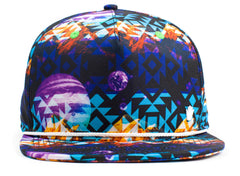 Space Mountain Snapback