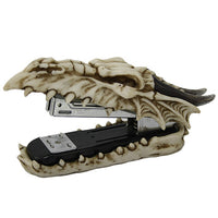 Archaic Bone Dragon Desktop Stapler Decorative Novelty Be the first to review this item