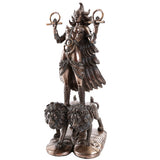 Goddess Ishtar Goddess of Fertility Love War Sex and Power Collectible Figurine