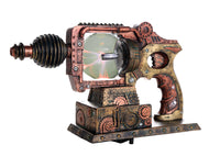 Steampunk Plasma Disrupter Laser Blaster Gun Sculptural Decorative Steampunk Collectible