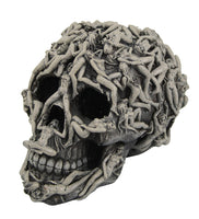 Erotica Skull Morphing Body Skull Collectible Desktop 5 Inch H