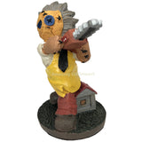 Pinheads Collection Halloween Horror Series Collectible Figurine (Chain Saw)