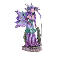 Amy Brown Art Original Collection Pixie Gossip Faerie Resin Collectible Figurine