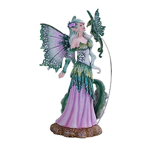 Amy Brown Art Original Collection Discovery Faerie Resin Collectible Figurine