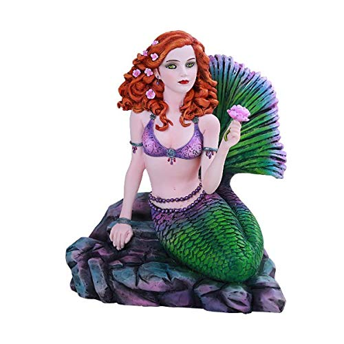 Brigid Ashwood Celtic Stone Mermaids Resin Collectible Figurine