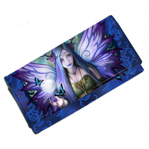 Anne Stoke MYSTIC AURA Wallet- 9 inches