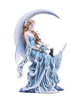 Wind Elements Celestial Moon Fairy Figurine Nene Thomas Collectible 12 Inch Tall