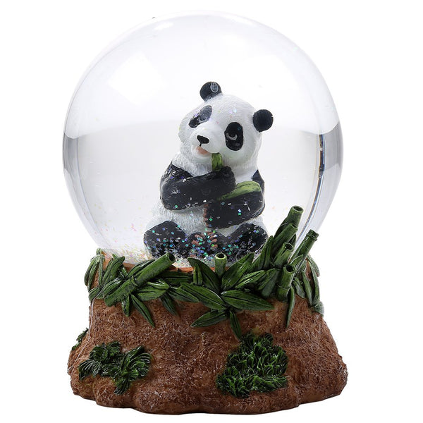Panda Water Globe Collectible Water Ball Home Decorative Gift Item