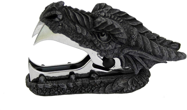 Novelty Guardian Dragon Staple Remover Office Desktop Stationery 3.25 Inch L