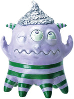 3.5 Inch Underbedz Gallabah with Foil Hat Cartoon Monster Figurine