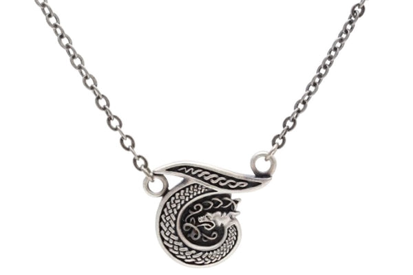 Mystica Collection Jewelry Necklace - Celtic Alphabet