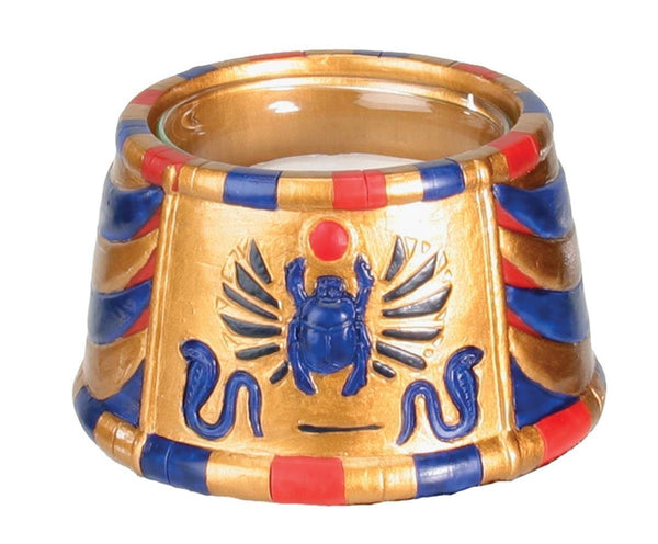 Medium Collectible Scarab Votive/Candle Holder