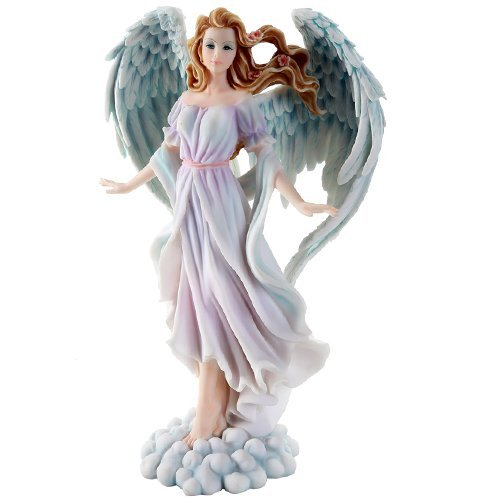 Pacific Giftware Seraphim Angels of Peace Harmony and Love Spiritual & Christian Decor Figurine 12 Inch