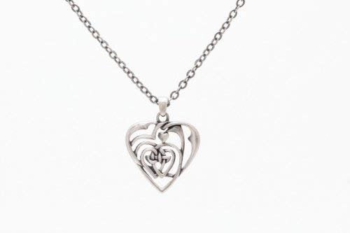 Mystica Collection Jewelry Necklace -  Celtic Heart