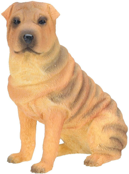 YTC Sharpei Dog - Collectible Figurine Statue Figure Sculpture Puppy