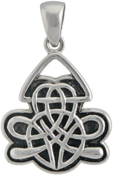 YTC Summit Celtic Shield Pendant Jewelry Collectible Accessory Necklace Medallion