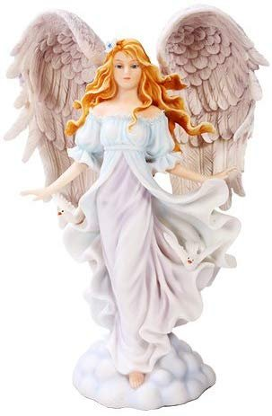 Seraphim Angel Of Purity Burn Passion God Statue Purity Dove Figurine