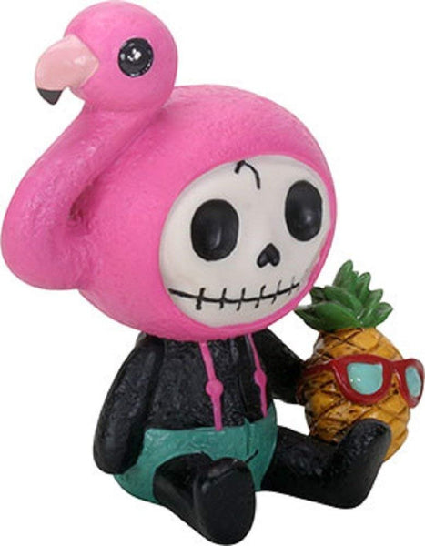 Furrybones Flamingo Star Figurine