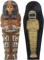 Egyptian Sarcophagus of Henettawy Box Display Decoration