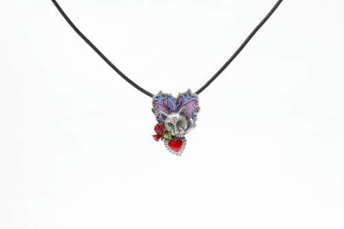 Mystica Collection Jewelry Necklace - My Feline Vaentine