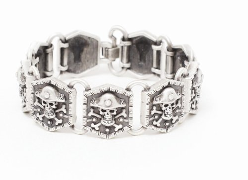 Mystica Collection Jewelry Bracelet - Pirate Skull