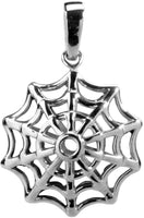 YTC Summit 3D Web Pendant - Collectible Medallion Necklace Accessory Jewelry