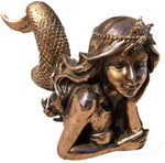 ABZ Brand Amazing Collection Ocean Goddess Thinking Mermaid Princess Sea Home Decor Sculpture Figurine
