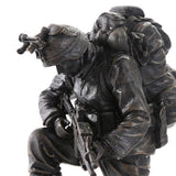 Pacific Giftware Prayer for The Safety of America's Finest Brave Soldier Military Heroes Collectible Figurine