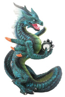 YTC Spell Fire Dragon - Collectible Figurine Statue Sculpture Figure Model