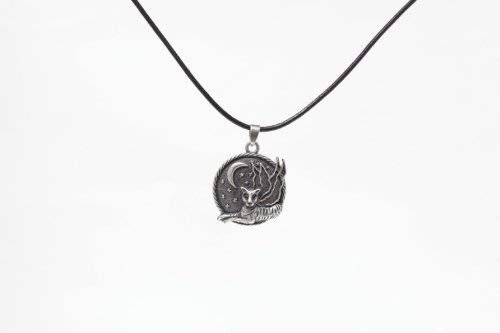 Mystica Collection Jewelry Necklace - Tiger Pixie