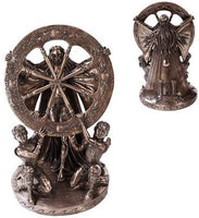 Celtic Cosmic Goddess Arianhod Home Decor Statue Made of Polyresin