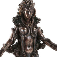 Pacific Giftware Celtic Mythology Goddess Danu Irish Goddess Cast Bronze Collectible Figurine 10 Inch