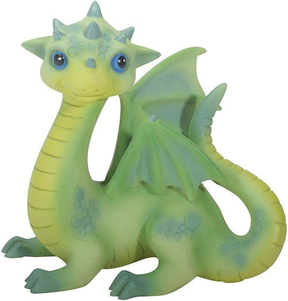 YTC Mythical Green Baby Dragon Fiona Collectible Figurine