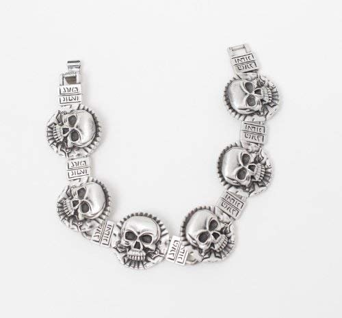 Mystica Collection Jewelry Bracelet - Skull Coin