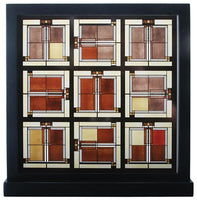 YTC 10 Inch Frank Lloyd Wright Collection - Unity Temple Skylight