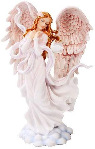 Seraphim Angel of Wisdom Statue Made of Fine polyresin