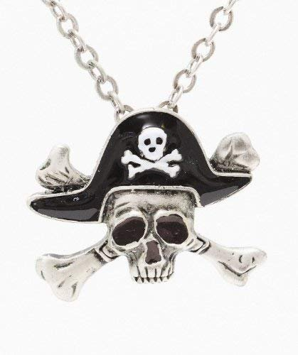 Mystica Collection Jewelry Necklace - Pirate Captain