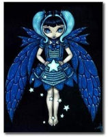 Pacific Giftware Star Shine Strangeling Fairy - Jasmine Becket Griffith Collection
