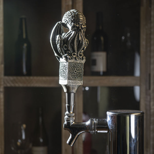 Legacy Cthulhu Sculpture Figurine Beer Tap Handle